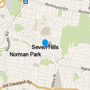 SevenHills and surrounding suburbs