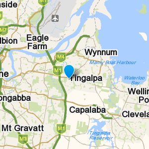 Tingalpa and surrounding suburbs