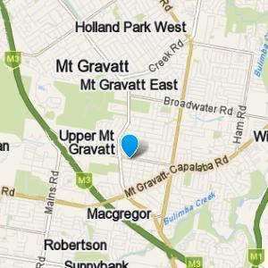 UpperMountGravatt and surrounding suburbs