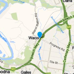 Wacol and surrounding suburbs