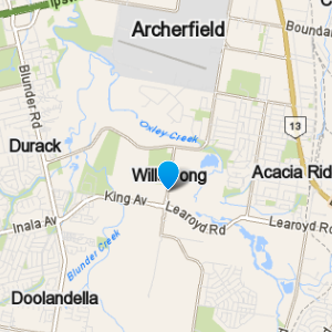 Willawong and surrounding suburbs