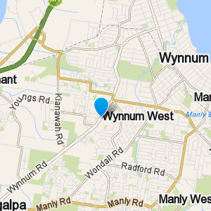 WynnumWest and surrounding suburbs