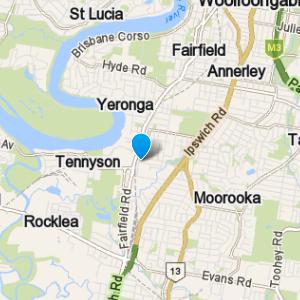 Yeerongpilly and surrounding suburbs