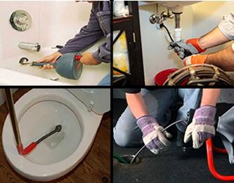 DIY drain cleaning