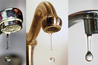 Leaky Bathroom Faucets
