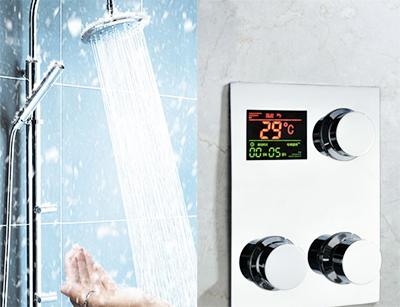 Bathroom Water Temperature