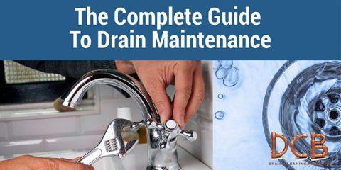 guide to drain maintenance
