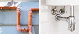 how to keep drain pipes clean