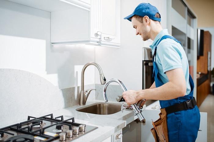 plumbing repairs by plumber